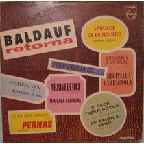 Conjunto Melódico De Norberto Baldauf - Baldauf Retorna