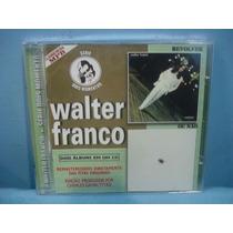 Walter Franco - Série Dois Momentos - Cd Nacional