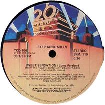 Stephanie Mills - Sweet Sensation / 12 Single Funk Soul