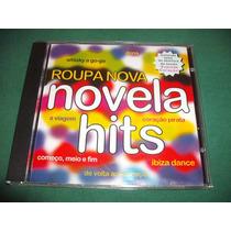 Cd - Roupa Nova Novela Hits