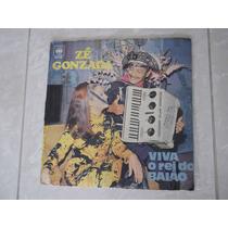 Lp Zé Gonzaga: Viva O Rei Do Baião