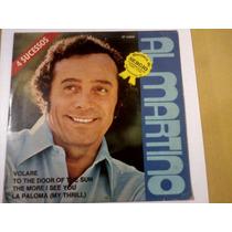 Compacto Al Martino 1976 4 Sucessos