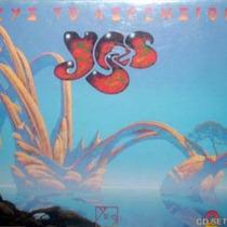 Yes 1996 Keys To Ascension Box Duplo Cd Slipcase C/ Poster