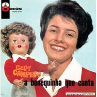 Cd Celly Campello - Bonequinha Que Canta + 2 Bônus (lacrado)