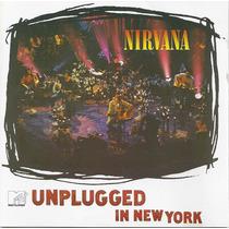Nirvana-cd-unplugged In New York-lp-rock-vinil-hard-grunge