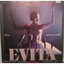 Evita - Version Original En Español - 1980 Álbum Duplo