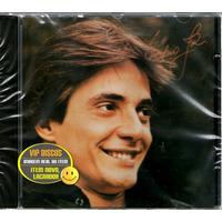 Cd Fábio Jr 1979 Segundo Disco Solo Com Pai - Novo Lacrado
