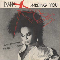 Diana Ross Compacto Vinil Missing You 1984 Stereo
