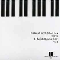 Lp Arthur Moreira Lima Interpreta Ernesto Nazereth (duplo)