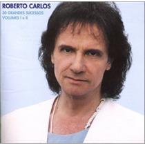 Roberto Carlos - 30 Grandes Sucessos (2 Cd) Dê De Presente!