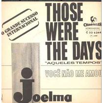 Joelma Compacto De Vinil Aqueles Tempos 1968