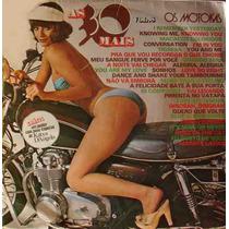Os Motokas Lp As 30 Mais Vol.8-kátia D´angelo-1977