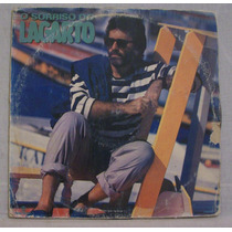 Lp Novela O Sorriso Do Lagarto - Nacional - Som Livre - 1991