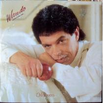 Lp Vinil - Wando - Obsceno - 1988