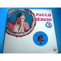Lp Zerado Paulo Sergio 3 Copacabana 1973 5