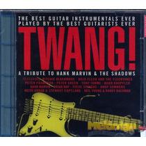 Va 1996 Twang! A Tribute To Hank Marvin & The Shadows Cd