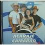 Cd : Acarajé Com Camarão - Frete Gratis