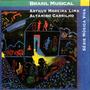 Cd / Arthur Moreira Lima E Altamiro Carrilho = Música Viva