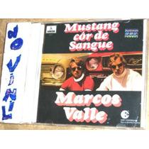 Cd Marcos Valle - Mustang Cor De Sangue (69) C/ Golden Boys