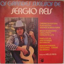 Hélio Reis - Os Grandes Sucessos De Sérgio Reis - 1983