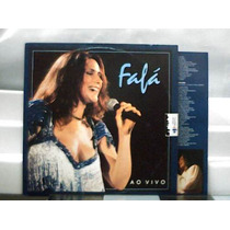 Fafá De Belem Lp Ao Vivo 1995 + Encarte