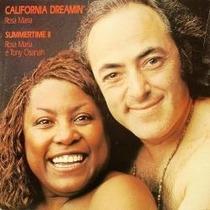 Vinil Rosa Maria E Tony Osanah - California Dreamin