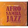 Cd Mario Adnet & Philippe Banden Powell Afro Samba Jazz 2009