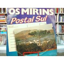 Vinil / Lp - Os Mirins - Posta Sul - 1983