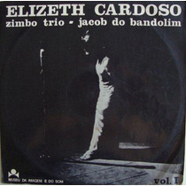 Elizeth + Zimbo Trio Lp Vol 1