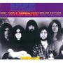 Deep Purple 1971 Fireball Cd Ed Aniversário 25 Anos Slipcase