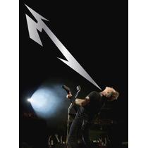 Metallica - Show Quebec Magnetic - Blu-ray - Novo E Lacrado!