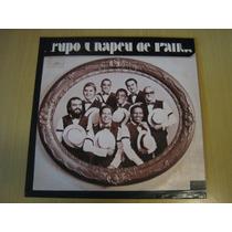 Grupo Chapeu De Palha - Vol 2 - 1979 - Lp Vinil
