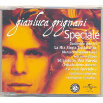 Gianluca Grignani # Speciale # Cd Single Promo # Raro
