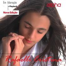 Cd Rafaelli Cristina - Em Adoração / Bônus Playback.