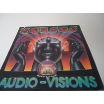 Lp - Kansas - Audio Visions - Importado - Encarte