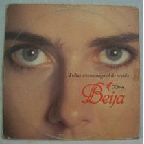 Lp Novela Dona Beija - Block Rca Victor - 1986