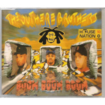 Cd-single-the Outhere Brothers-boom Boom Boom