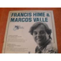 Lp - Francis Hime & Marcos Valle E Claudia Samba Rock