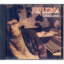 Cd Nei Lisboa - Carecas Da Jamaica - 1987 Humberto Gessinger