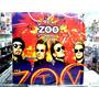 U2 Zoo Live From Sydney Laserdisc Duplo Importado Excelente
