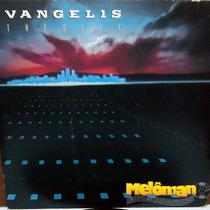 Vangelis 1990 The City Lp Com Encarte