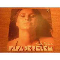 Lp Fafá De Belém - Estrela Radiante - 1979 - Philips