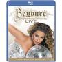 Blu-ray Beyonce The Beyonce Experience Live [eua] Lacrado