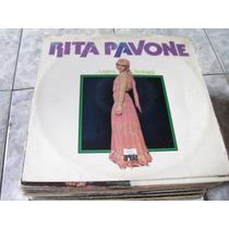 Lp Rita Pavone- Amore Scusami - 1977