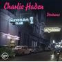 Cd Charlie Haden & Gonzalo Rubalcaba - Nocturne (2001) Novo