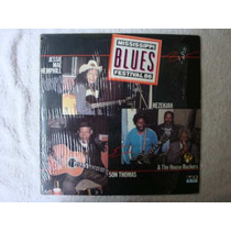 Lp - Mississippi Blues Festival 1986