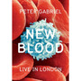 Peter Gabriel New Blood Live In London - Dvd - Lacrado