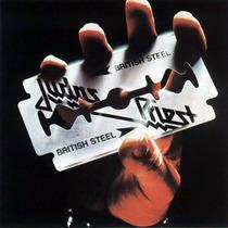 Cd Judas Priest - British Steel (1980) Novo Original