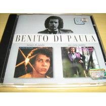Cd Benito Di Paula : Dois Lp