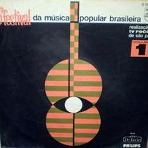 3º Festival Da Mpb 1967 Vol.1 C/ Gil, Gal, Ronnie Von Lp